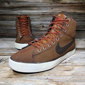 Nike Sweet Classic High Top Brown Fashion …